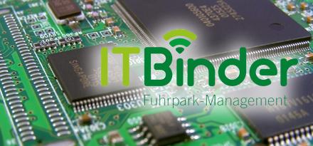 ITBinder Fuhrpark-Management