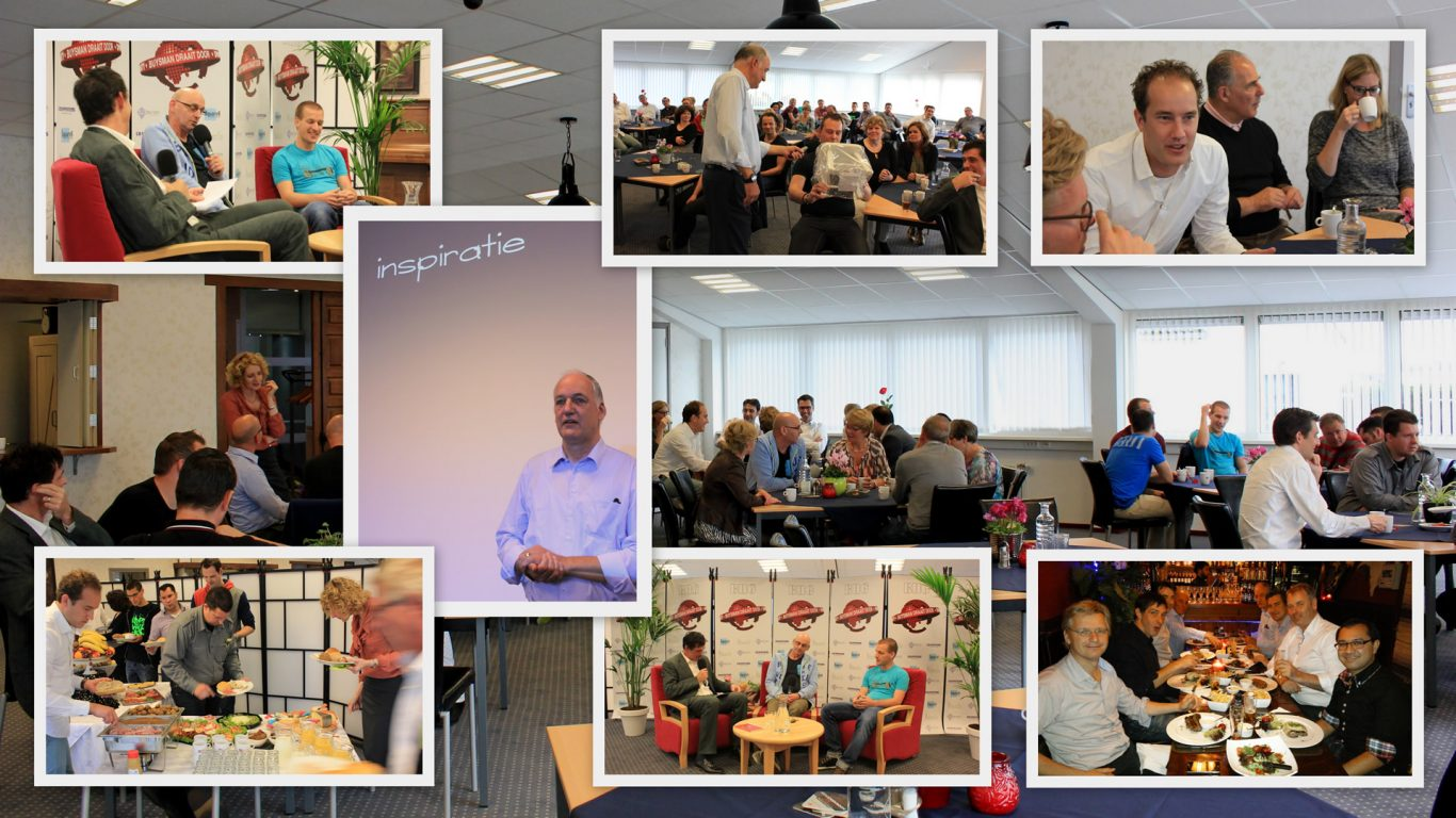 BHG company day collage