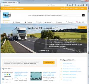 new squarell.com website