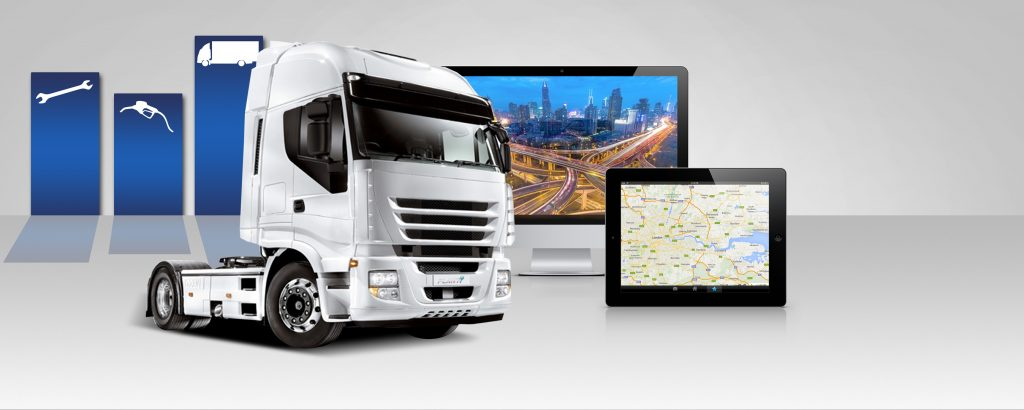HGV and Tablet image