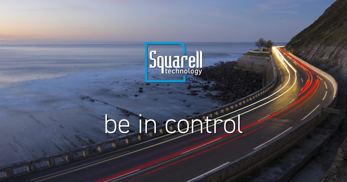 Squarell Technology - CAN bus & vehicle data