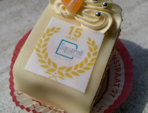 Today Squarell celebrates its 15th anniversary: 2003 – 2018