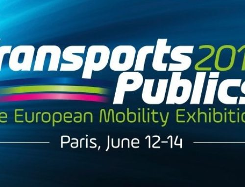 Squarell visits Transports Publics, Paris 12-14 June 2018