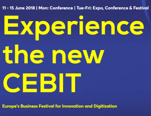 Squarell visits CEBIT 2018, 11-15 June in Hannover