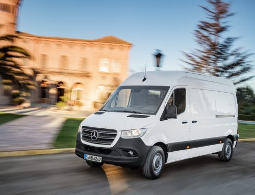 Squarell is extending its vehicle support with the Mercedes-Benz Sprinter (2018) and more