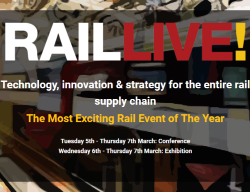 Squarell will attend RAIL Live, from 5-7 March, 2019 in Bilbao