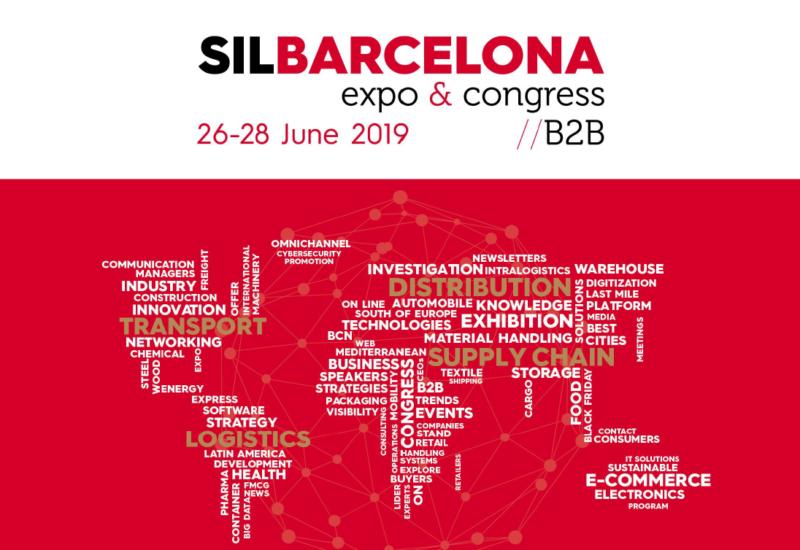 SIL2019 - Salón Internacional de la logística y de la Manutención de Barcelona