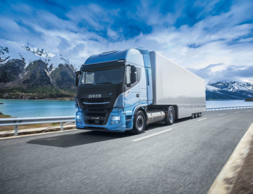 New Mercedes-Benz Actros and IVECO Stralis NP LNG are supported by Squarell