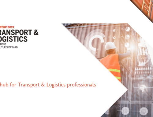 Meet Squarell at Transport & Logistics 2019 in Antwerp (15-17 Oct. 2019)