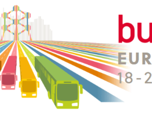 Squarell attends International Bus Conference at Busworld Europe Exhibition on 21-23 Oct. 2019 in Belgium