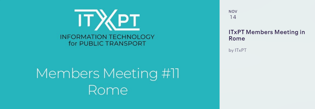 Members Meeting – Rome