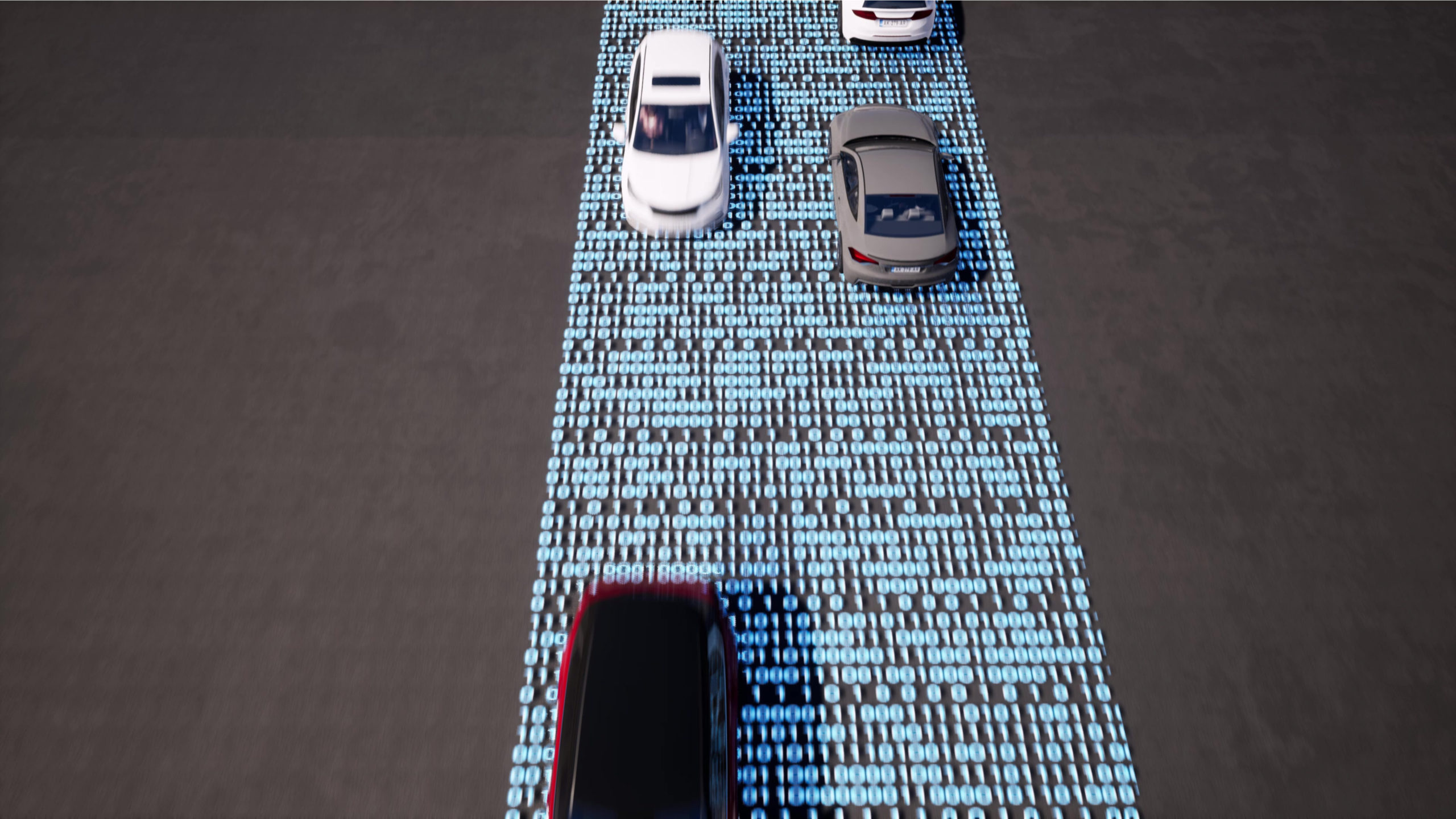 Get vehicle parameters from EVs with Squarell CAN data solutions