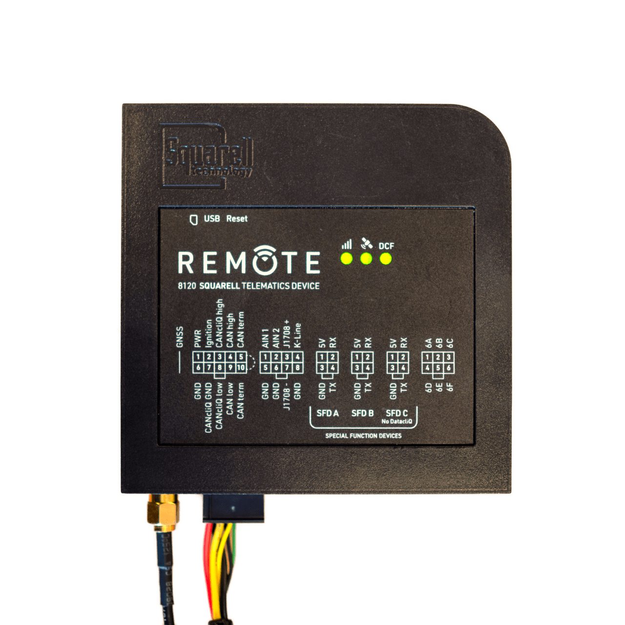 REMOTE cabled