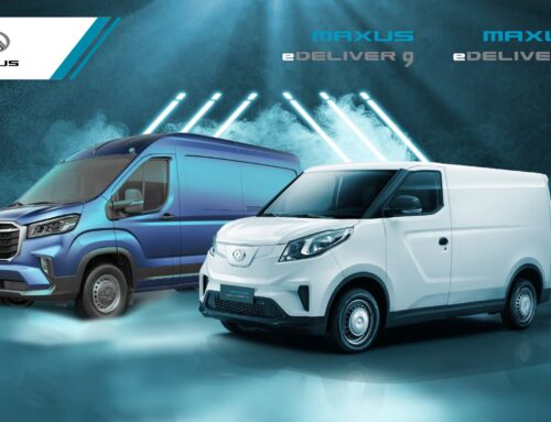 Get vehicle parameters from SAIC Maxus eDeliver 3 & eDeliver 9 EV LCVs